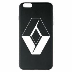 Чехол для iPhone 6 Plus/6S Plus Renault