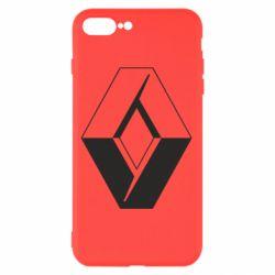 Чехол для iPhone 7 Plus Renault