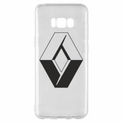 Чехол для Samsung S8+ Renault