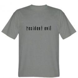 Чоловіча футболка Resident Evil