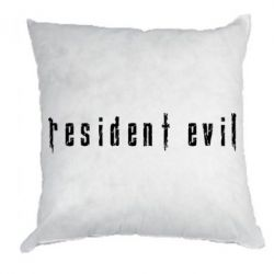 Подушка Resident Evil