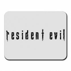 Килимок для миші Resident Evil