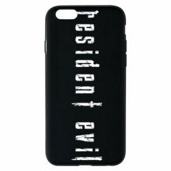 Чохол для iPhone 6/6S Resident Evil