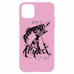 Чохол для iPhone 11 Respect fish