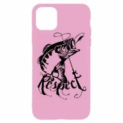 Чохол для iPhone 11 Pro Respect fish