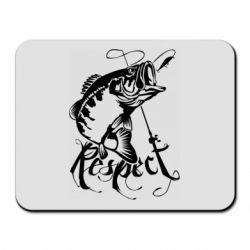 Килимок для миші Respect fish