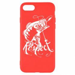 Чохол для iPhone 7 Respect fish
