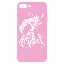Чохол для iPhone 7 Plus Respect fish