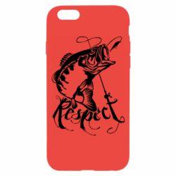 Чохол для iPhone 6/6S Respect fish