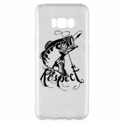 Чохол для Samsung S8+ Respect fish