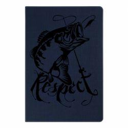 Блокнот А5 Respect fish
