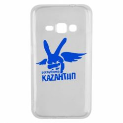 Чехол для Samsung J1 2016 Республика Казантип