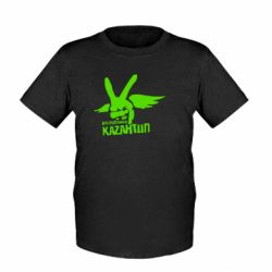 Детская футболка Республика Казантип - FatLine