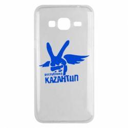 Чехол для Samsung J3 2016 Республика Казантип