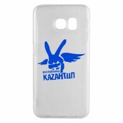 Чехол для Samsung S6 EDGE Республика Казантип