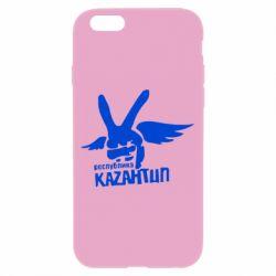 Чехол для iPhone 6 Республика Казантип