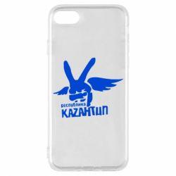 Чехол для iPhone 7 Республика Казантип