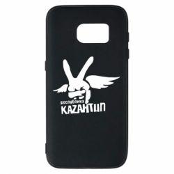 Чехол для Samsung S7 Республика Казантип
