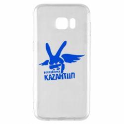 Чехол для Samsung S7 EDGE Республика Казантип