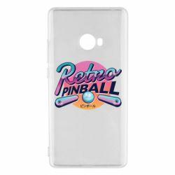 Чехол для Xiaomi Mi Note 2 Retro pinball