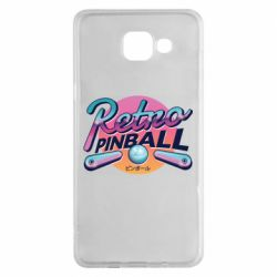Чехол для Samsung A5 2016 Retro pinball