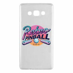 Чехол для Samsung A7 2015 Retro pinball