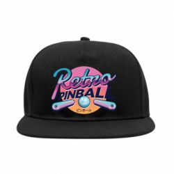 Снепбек Retro pinball
