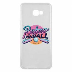 Чехол для Samsung J4 Plus 2018 Retro pinball