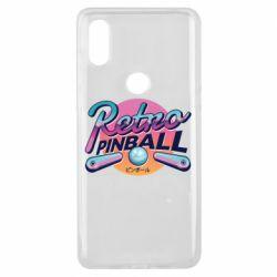 Чехол для Xiaomi Mi Mix 3 Retro pinball