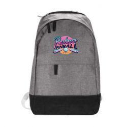 Городской рюкзак Retro pinball