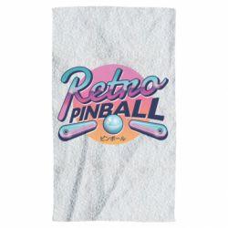 Полотенце Retro pinball
