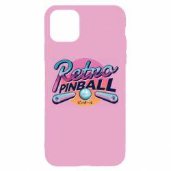 Чехол для iPhone 11 Retro pinball