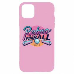 Чехол для iPhone 11 Pro Max Retro pinball