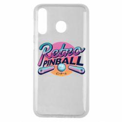 Чехол для Samsung M30 Retro pinball