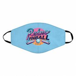 Маска для лица Retro pinball
