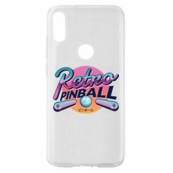 Чехол для Xiaomi Mi Play Retro pinball