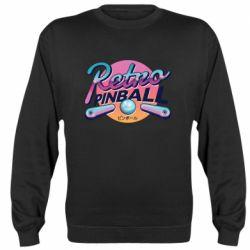 Реглан (свитшот) Retro pinball