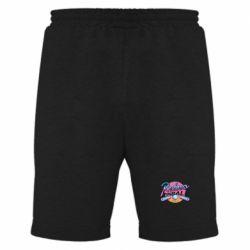 Мужские шорты Retro pinball