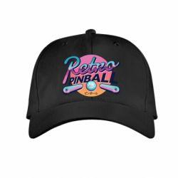 Детская кепка Retro pinball