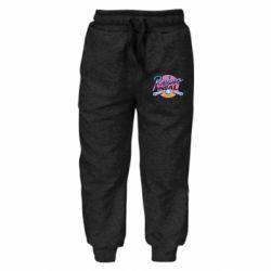 Детские штаны Retro pinball