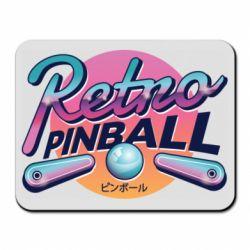 Коврик для мыши Retro pinball