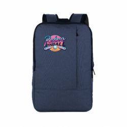 Рюкзак для ноутбука Retro pinball