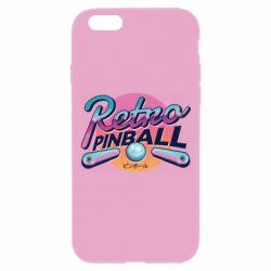Чехол для iPhone 6 Plus/6S Plus Retro pinball