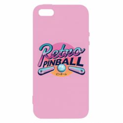 Чехол для iPhone5/5S/SE Retro pinball
