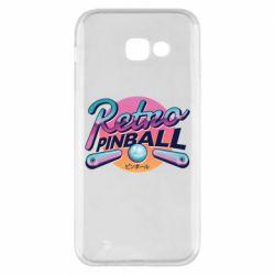 Чехол для Samsung A5 2017 Retro pinball