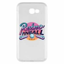 Чехол для Samsung A7 2017 Retro pinball