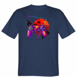 Мужская футболка Retro wave