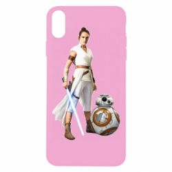 Чехол для iPhone Xs Max Rey BB 8