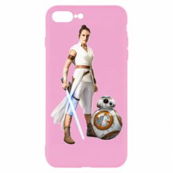 Чехол для iPhone 7 Plus Rey BB 8
