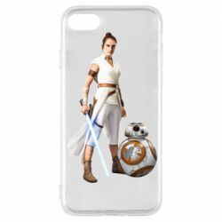 Чехол для iPhone 8 Rey BB 8